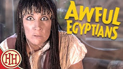 Horrible Histories - Awful Egyptians | Compilation