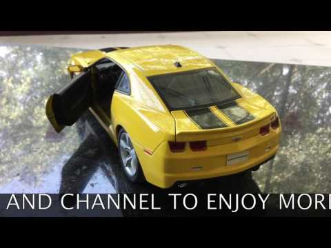 DIECAST MODEL 2010-Chevrolet Camaro Die cast 1:18 | transformers toys for kids