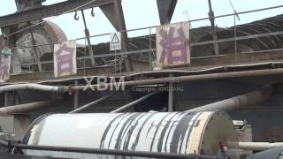 XBM:ball mill and magnetic separator in iron ore beneficiation plant