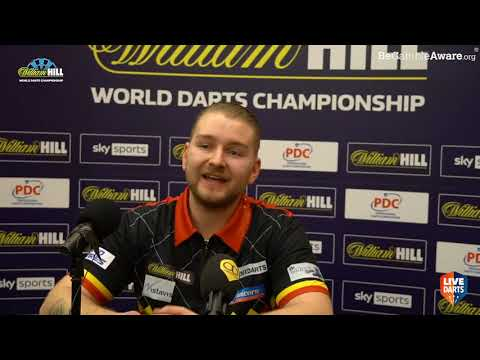 "Dimitri van den Bergh on beating Lim: ""I couldn't give him a chance – I showed what I'm capable of"""
