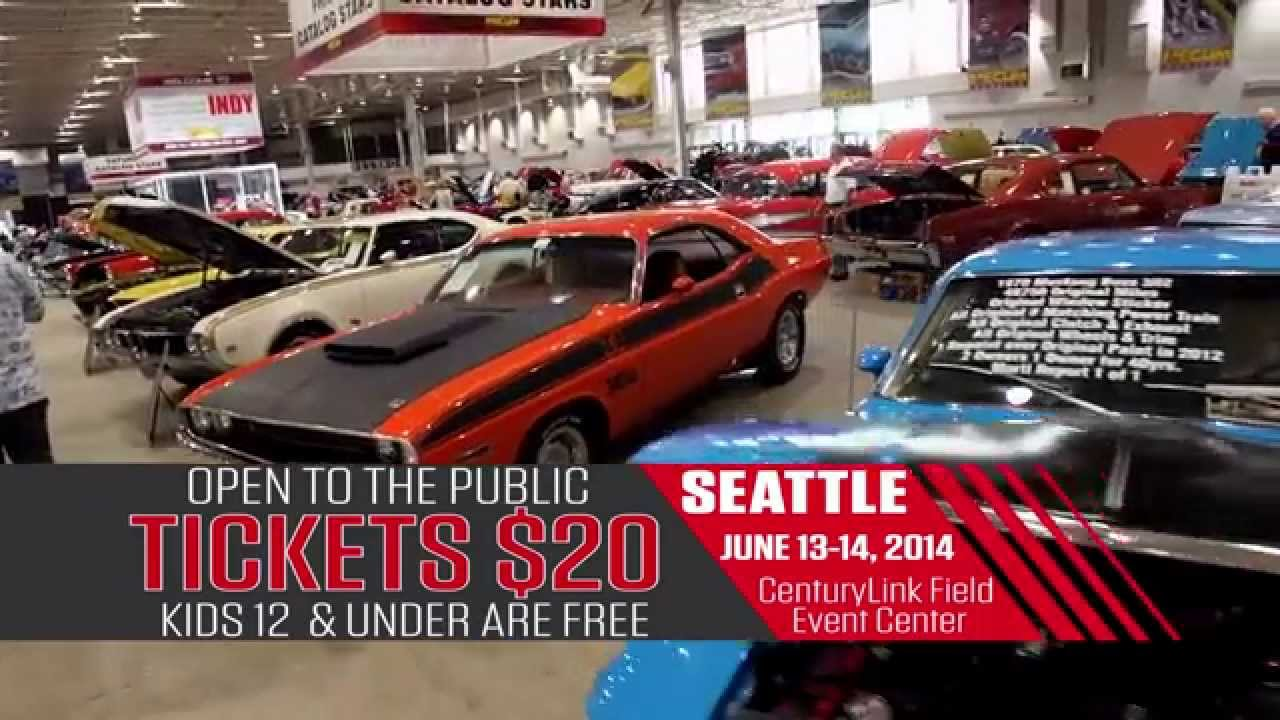 Seattle Car Auction >> Mecum Seattle Auction