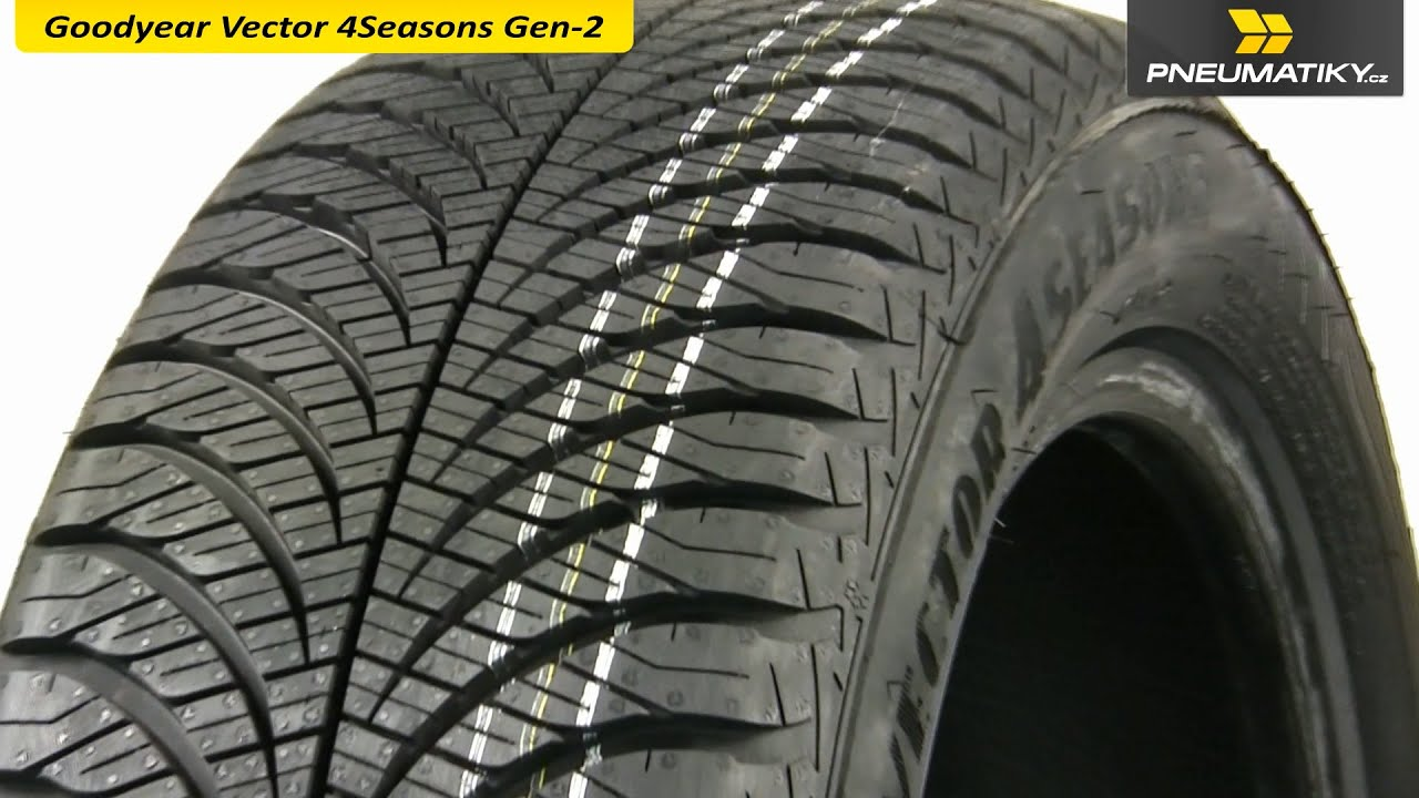 Goodyear Vector 4seasons : goodyear vector 4seasons gen 2 youtube ~ Dode.kayakingforconservation.com Idées de Décoration