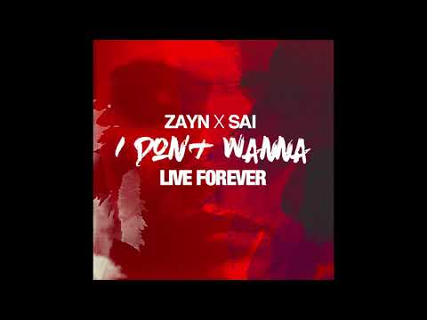 ZAYN X SAI - I Don't Wanna Live Forever ( TEASER X COVER )