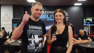 888 LIVE FESTIVAL SOCHI: Сергей - чемпион турнира 888POKER CUP