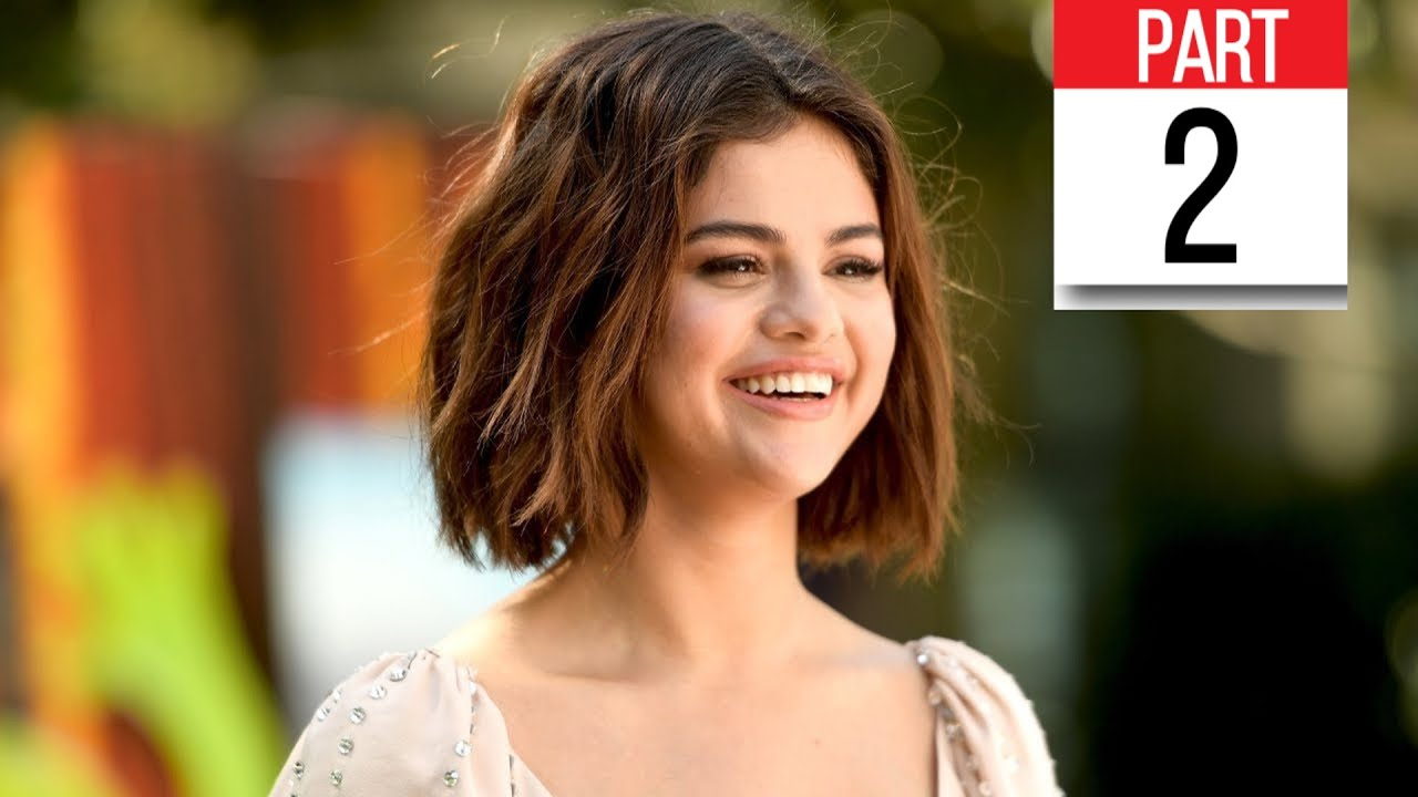 99908a6a0a Selena Gomez - Cute and Funny Moments (Part 1) - YouTube