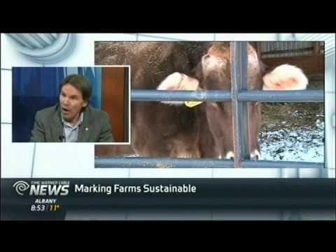 SUNY Adirondack's Dr. Tim Scherbatskoy on Time Warner Cable News