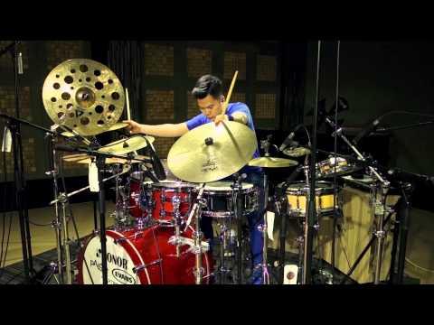 Echa Soemantri - Israel and New Breed Medley (Drum Reinterpretation)