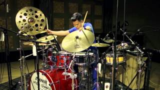 Echa Soemantri - Israel and New Breed Medley (Drum Reinterpretation)