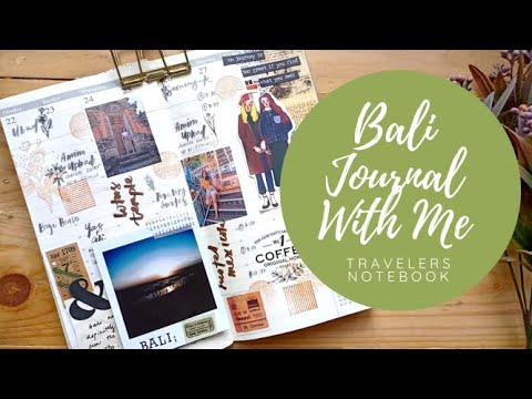 journal-with-me!-ubud-and-seminyak-in-bali-on-my-travelers-notebook!