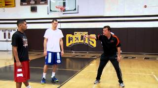 Secrets of NBA Defenses: Helping One Pass Away