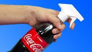10 Полезных Идей С Coca-Cola...