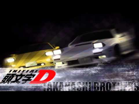 Initial D Mega Mix 2 (HD)