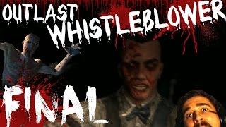 MURKOFF SI TO VYŽERIE !!!  - Whistleblower Finále / CZ/SK Let's Play / časť 11