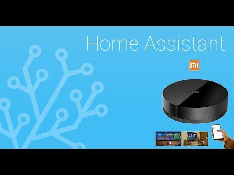 Come Integrare L'Universal IR Remote Xiaomi In Home Assistant
