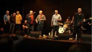 """Jon Langford - """"Are You an Entertainer"""" live at Busk on The Usk - 30th June 2012"""