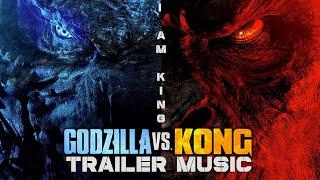 Godzilla vs. Kong - I AM KING (
