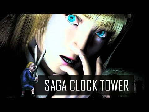 SAGA CLOCK TOWER : A ORIGEM DO TERROR