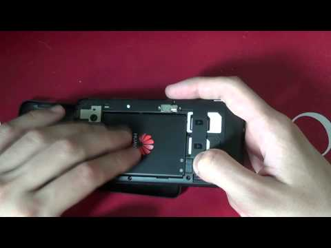 Unboxing Huawei Ascend G525 - MobileOS.it
