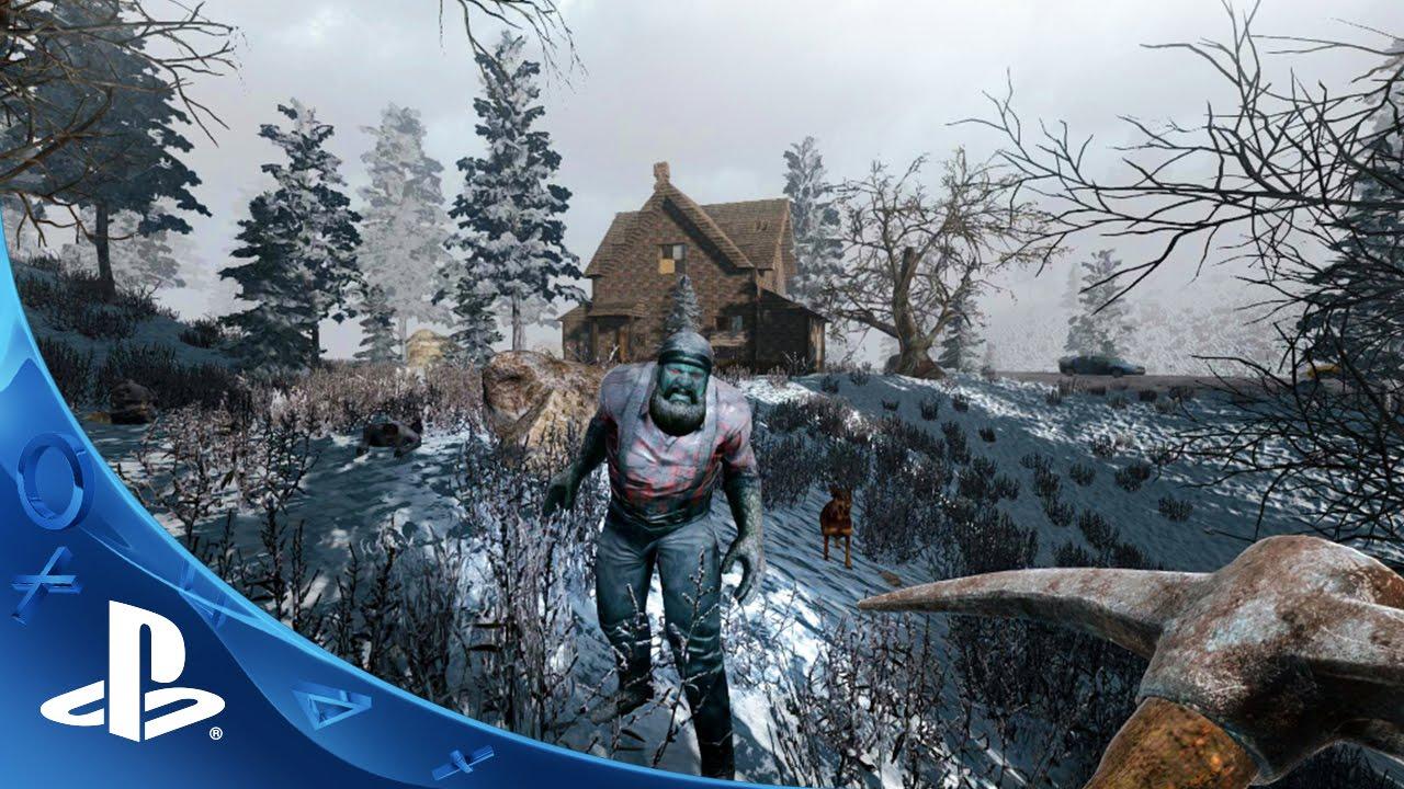 7 Days To Die - Developer Interview | PS4
