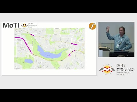 Ministry of Transportation and Infrastructure: Spatial Data Strategy and FME - FME UC 2017