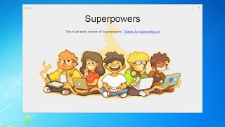 Introduction to Superpowers, the HTML5 2D+3D game maker