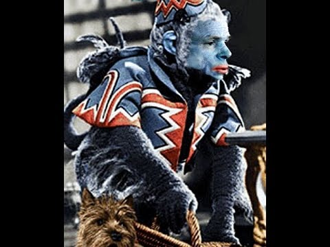 TRUMP UPSET w/the Flying Monkeys of Congress