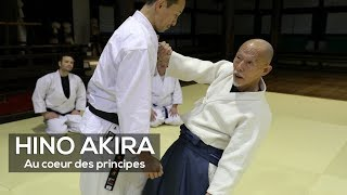 Au coeur des principes avec Hino Akira sensei - Documentaire