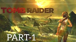 Tomb Raider Game play Part1 | Online Action and Adventures Game |  Lara Croft