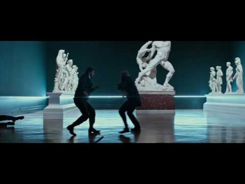 John Wick: Chapter 2 - Museum Action Scene