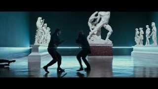 John Wick: Chapter 2 - Museum Action Scene