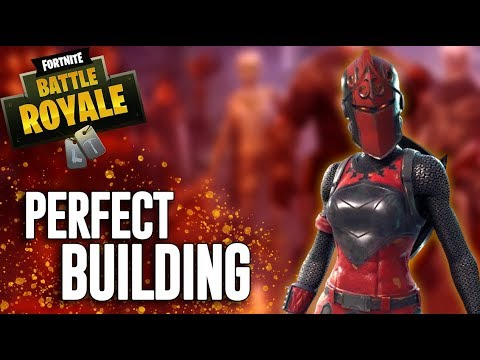 Perfect Building Mechanics - Fortnite Gameplay - Ninja - 동영상