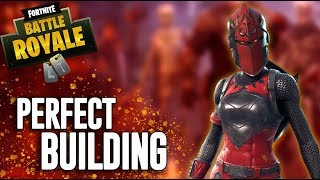 Perfect Building Mechanics - Fortnite Gameplay - Ninja