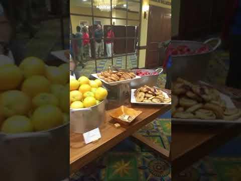 Hurricane Irma at Marriott Hotel St Thomas, USVI