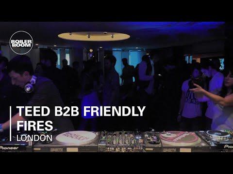 TEED b2b Friendly Fires 55 min Boiler Room Mix at W Hotel London