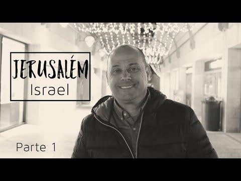 Os Judeus Ultra-Ortodoxos (Parte 1) - Pr Lobo (Jerusalém - Israel)