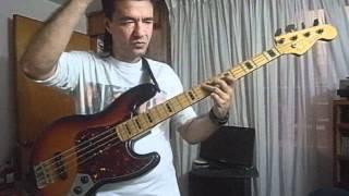 "My version of ""Bassically"" (Black Sabbath"
