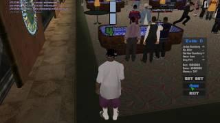 [Samp-Rp O1 Server] Игра в казино на 3kk