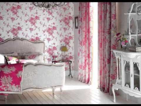 French boudoir bedroom decorating ideas - YouTube