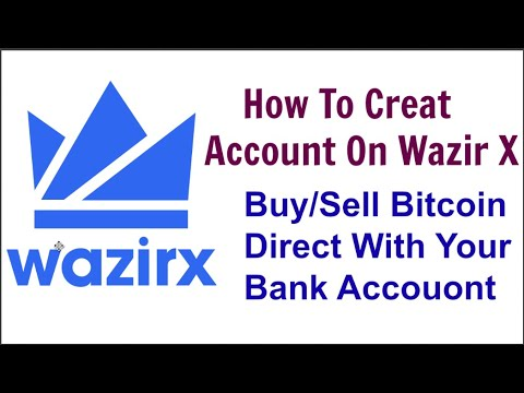 How To Register On Wazir X || Buy/Sell Crypto Bitcoin On Wazir X