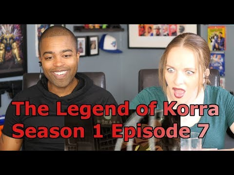 The Legend of Korra Season 1 Episode 7