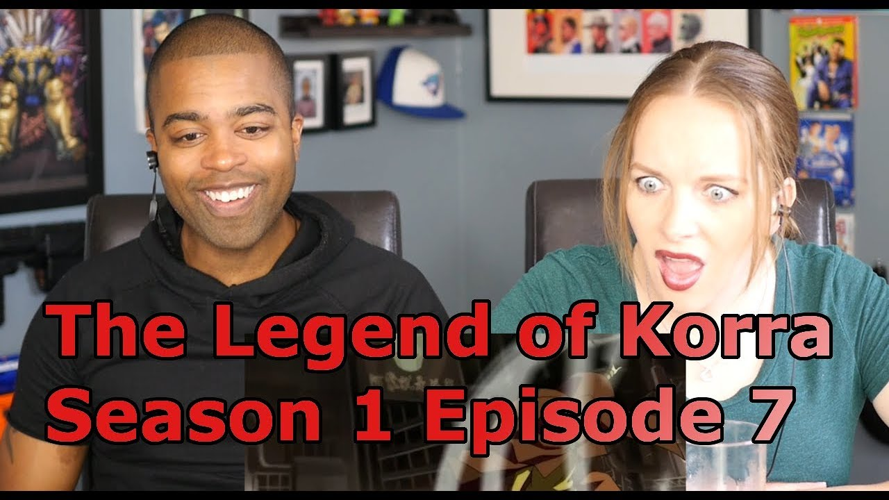 "Download The Legend of Korra Season 1 Episode 7 ""The Aftermath"" (REACTION 🔥)"