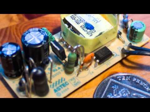 Switch Mode Power Supplies (GCSE Physics)