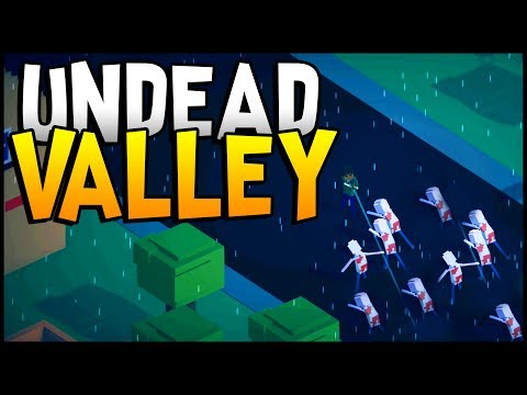 Undead Valley - Don't Bite Me Bro-Like ZOMBIE SURVIVAL GAME! - Undead Valley Gameplay