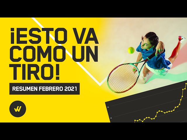 ¡MENUDO MES ESPECTACULAR CON WINNERODDS!  | Resumen Febrero 2021