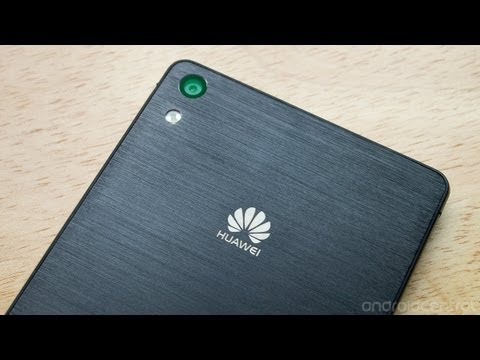 Huawei Ascend P6 first look