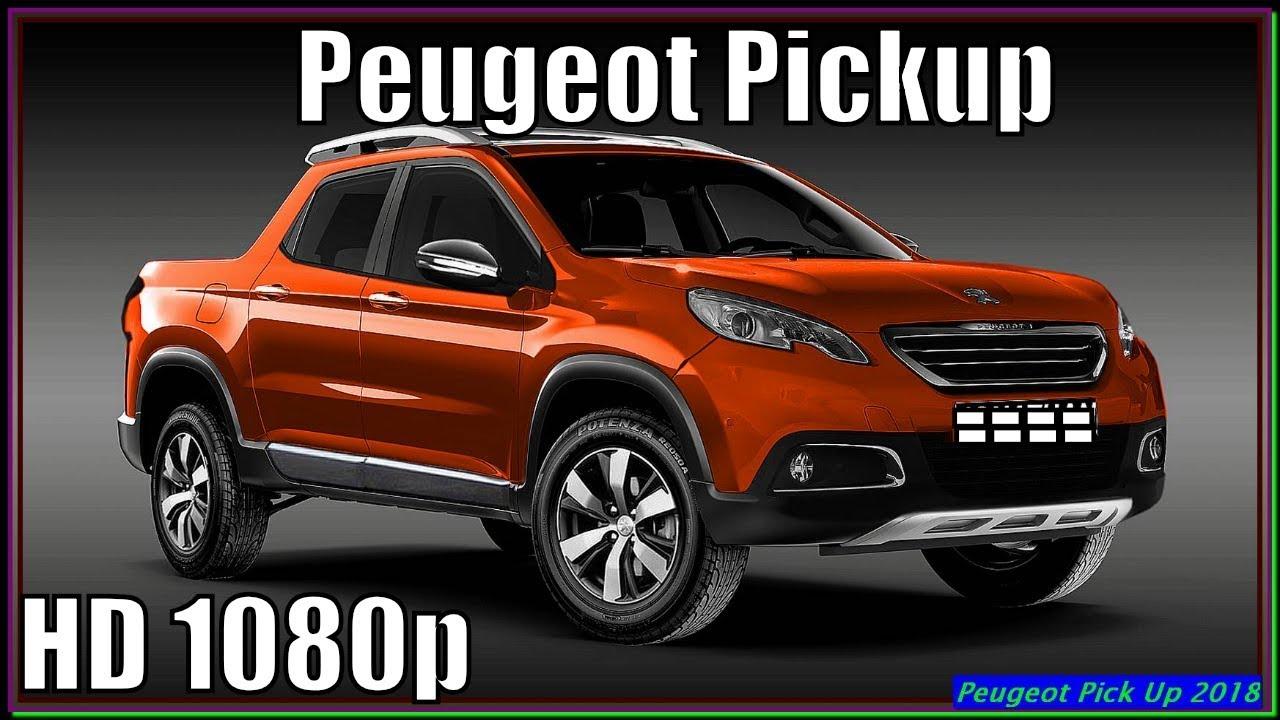 peugeot pickup 2019   new 2019 peugeot pickup truck review - youtube