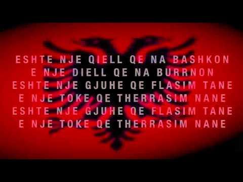Xhamadani vija vija. Albanisch Musik