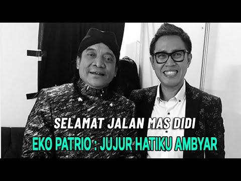 Didi Kempot Berpulang Eko Patrio Jujur Hatiku Ambyar Youtube