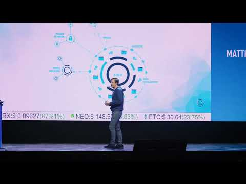 Matthew Spoke - AION - The North American Bitcoin Conference 2018
