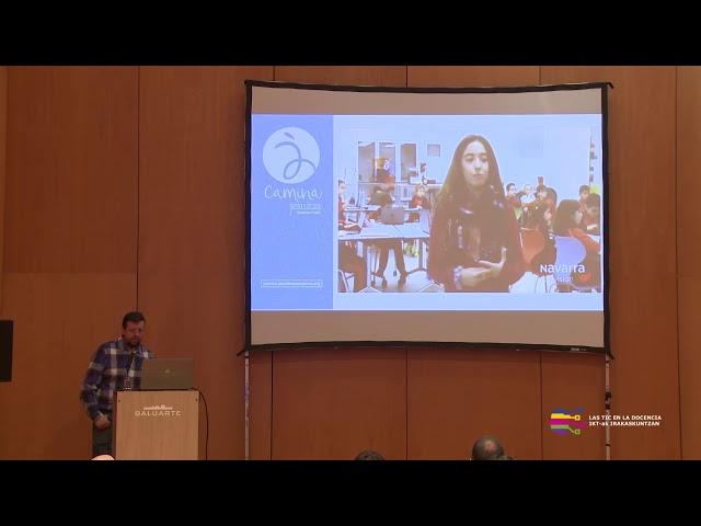 Proyecto educativo Camina: pedagogía y tecnología
